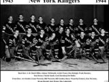 1943–44 New York Rangers season