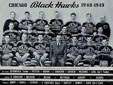 1948–49 Chicago Black Hawks season