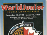 1999 World Junior Ice Hockey Championships