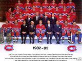 1982–83 Montreal Canadiens season