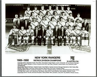 new products df0a0 5b8b5 1989–90 New York Rangers season | Ice Hockey Wiki | FANDOM ...
