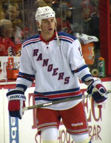 Brandon Dubinsky 2011