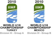 2010 IIHF World U18 Championship Division III