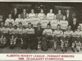 1969-70 Western Canada Allan Cup Playoffs
