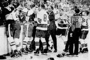 25Dec1967-Bruins Seals brawl