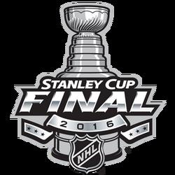 2016 Stanley Cup Finals logo