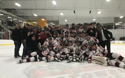 2018 GOJHL champions Listowel Cyclones