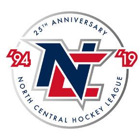 NCHL Logo 25thAnniversary FullColour
