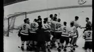 1955 Stanley cup final highlights Detroit vs Montreal