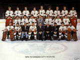 1974–75 Kansas City Scouts season
