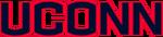 Connecticut Huskies wordmark