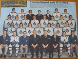 1972–73 Toronto Maple Leafs season