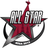 KHL 2012 All-Star Game Logo