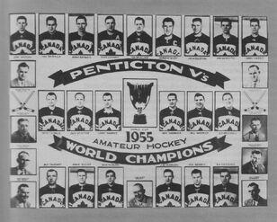Pentictonhockey 1955