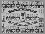 1954-55 Penticton V's