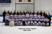 2008-09 Walkerton Capitals