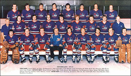 various colors d2783 576c2 1973–74 Winnipeg Jets season | Ice Hockey Wiki | FANDOM ...