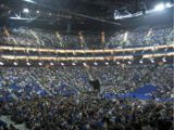 The O2 arena (London)