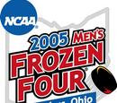 2005 NCAA Division I Men's Ice Hockey Tournament