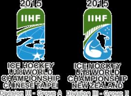 2015 IIHF World U18 Championship Division III