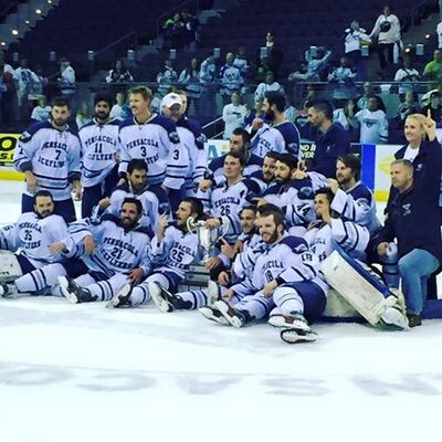 2016 SPHL champs Pensacola Ice Flyers