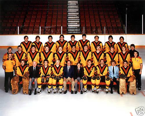 1982 83 Vancouver Canucks Season
