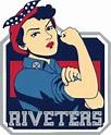 Riveters logo