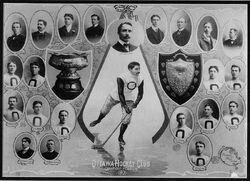 Ottawa HC 1901 champions pic