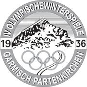1936 Winter Olympics emblem
