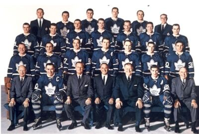 1965-66 Leafs