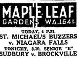 1934-35 Eastern Canada Allan Cup Playoffs