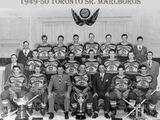 1949-50 OHA Senior Season