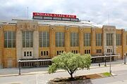 Coliseum Exterior 2014