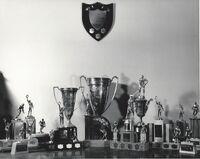 Championship Trophies 1956-57 1957-58 1958-59 1959-60