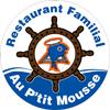 Lameque Au P'tit Mousse logo