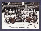 1968-69 Canadian National Teams