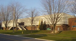 Civic Auditorium Oshawa 2006