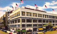 Madison Square Garden (1925) postcard