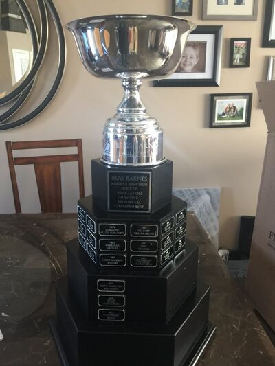 Russ Barnes Trophy 2018 version