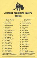Dauphin Juvenile Kings 1959-60