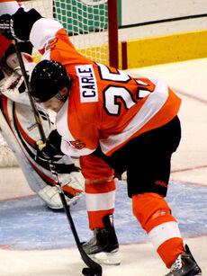 Matt Carle 2010-10-30