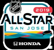 2019 NHL All-Star Game logo