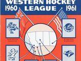 1960-61 WHL (minor pro) Season