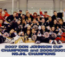 2007 Don Johnson Cup
