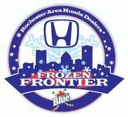 Frozen Frontier logo