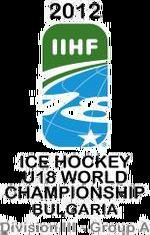 2012 IIHF World U18 Championship Division III