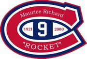 Maurice Richard Memorial Patch