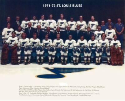 1971-72 Blues
