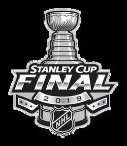 2019 Stanley Cup Finals logo