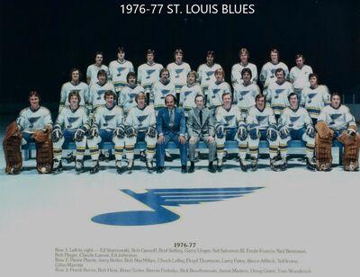 1976-77 Blues